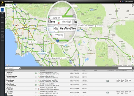 dsi mobile gps fleet tracking and management