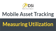 dsi mobile asset tracking measuring asset utilization