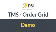 dsi tms order grid demo
